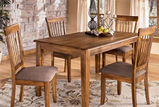 Ashley 5 Piece Dining Set