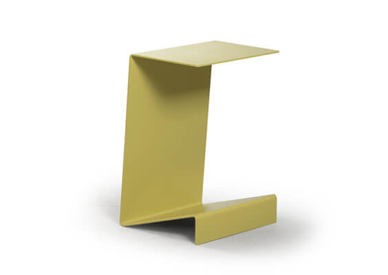 Trica Zigzag End Table